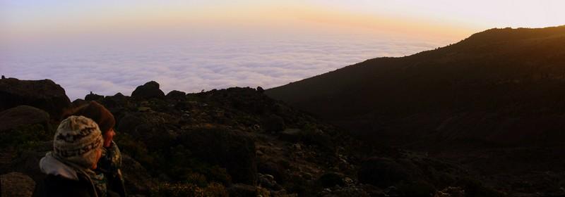 Sunset at Karanga
