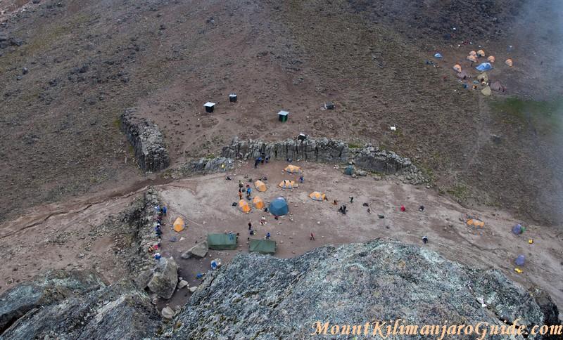 Lava Tower Camp
