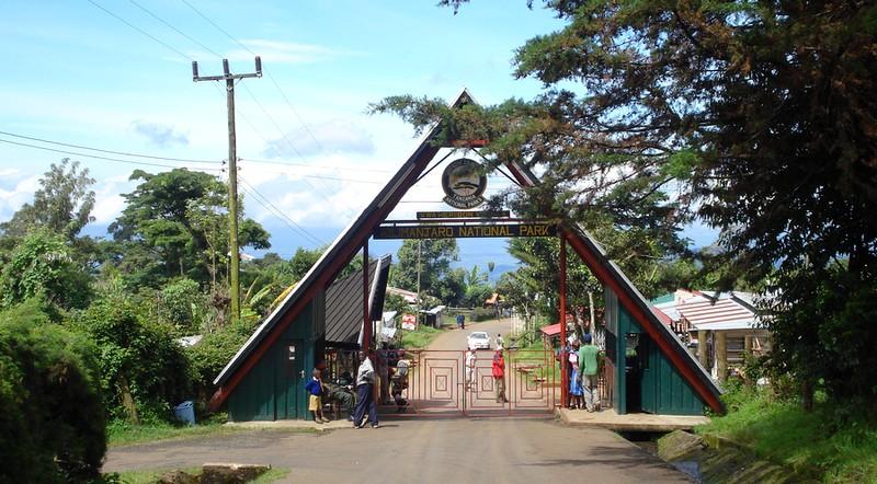 Marangu Gate, Mount Kilimanjaro