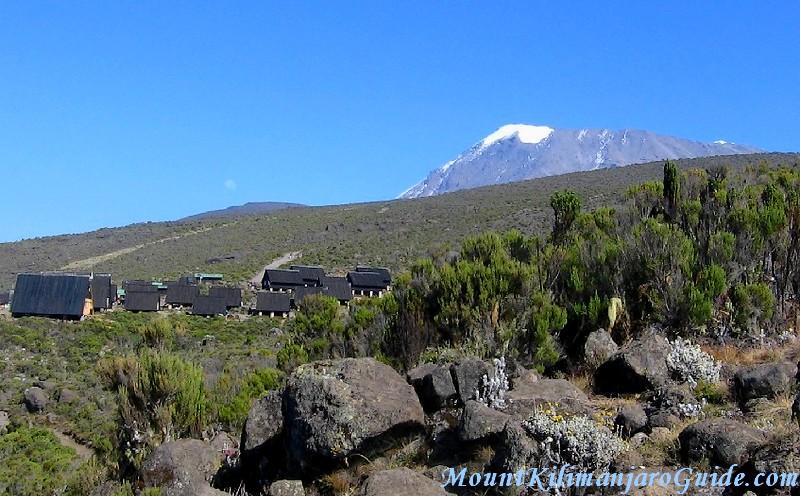 Kilimanjaro Climbing Route: Marangu