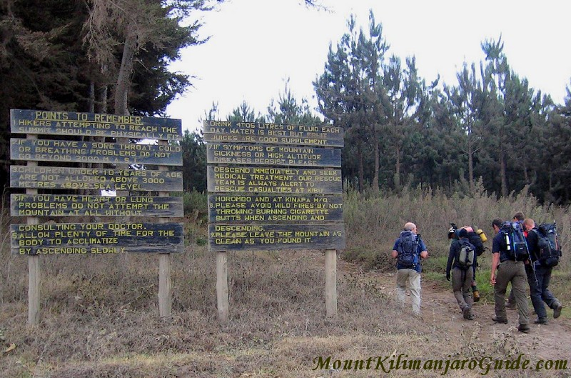 Photo of Kilimanjaro, Rongai Route