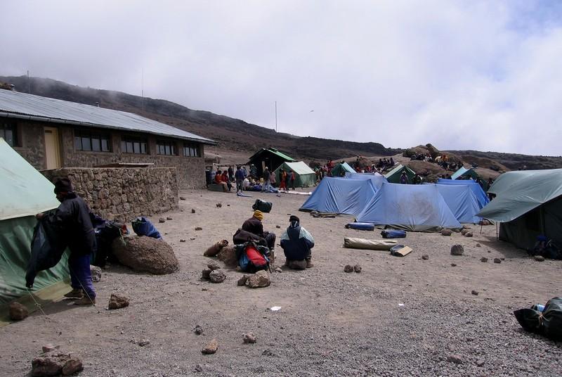 Kibo Huts