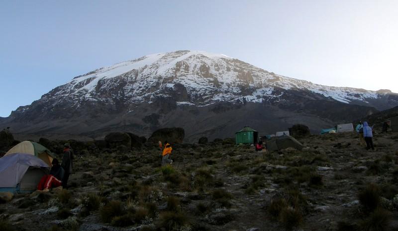 Karanga Valley Camp