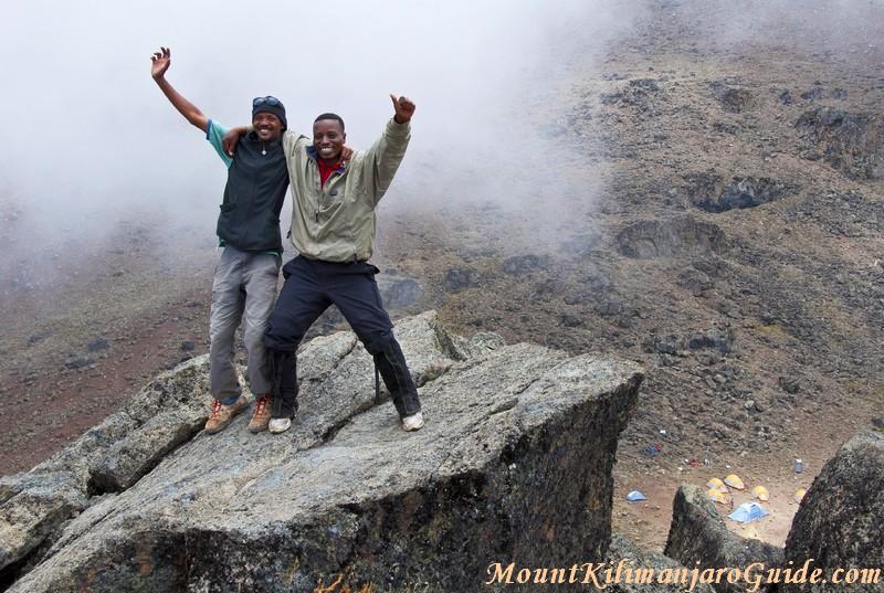 Lava Tower Summit