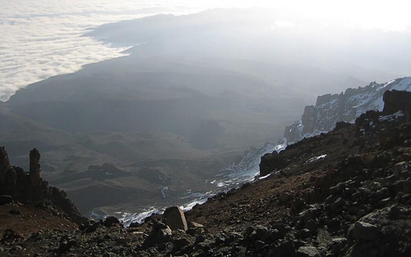 Kilimanjaro, Western Breach